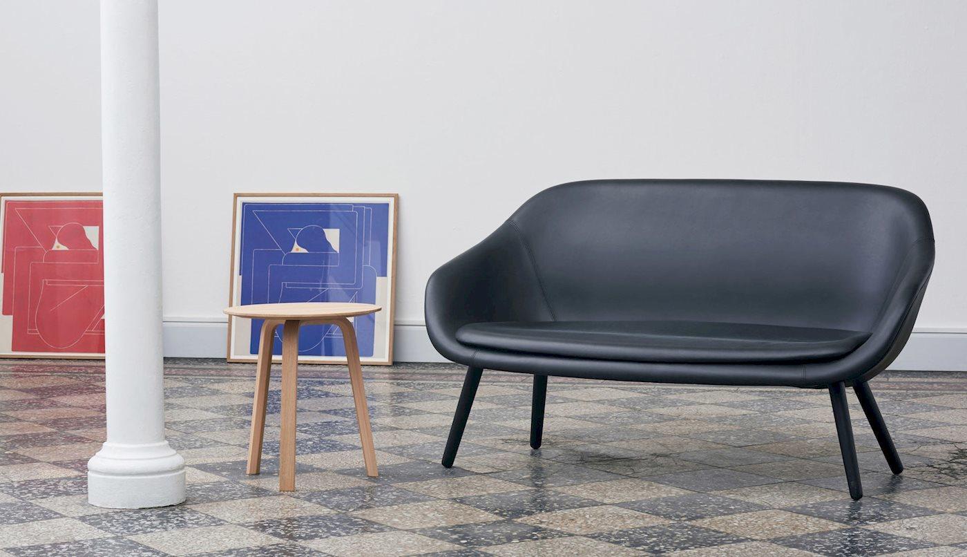 2902016105716Zzzzzzz Aal Sofa Oak Black W Seat Cushion Silksil0842 Brandvariant