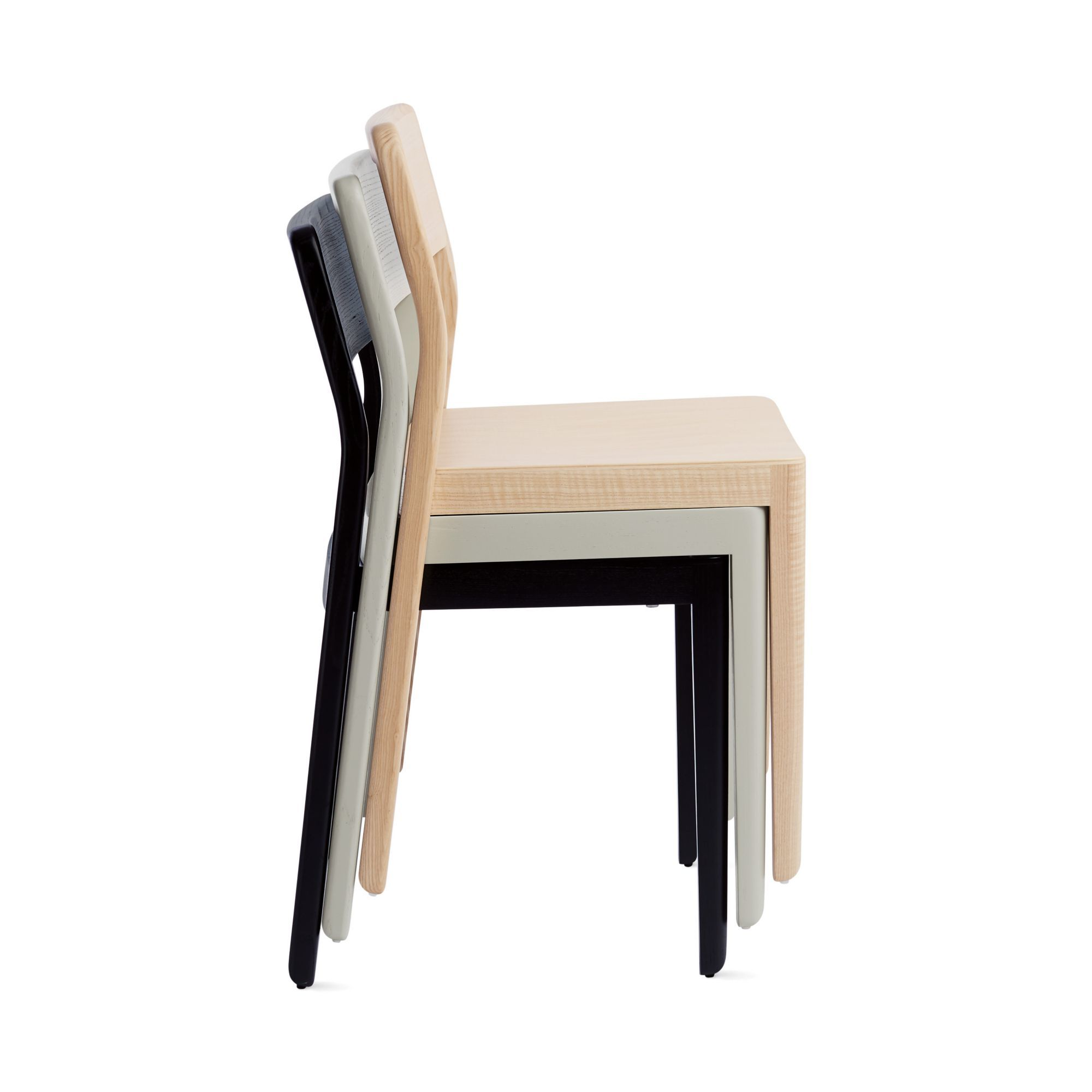 Note Chair Stacked