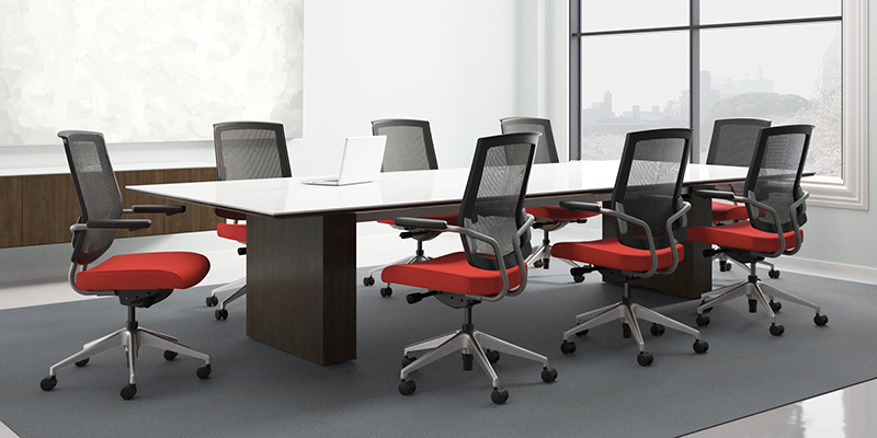 focus work task chair conference room med res